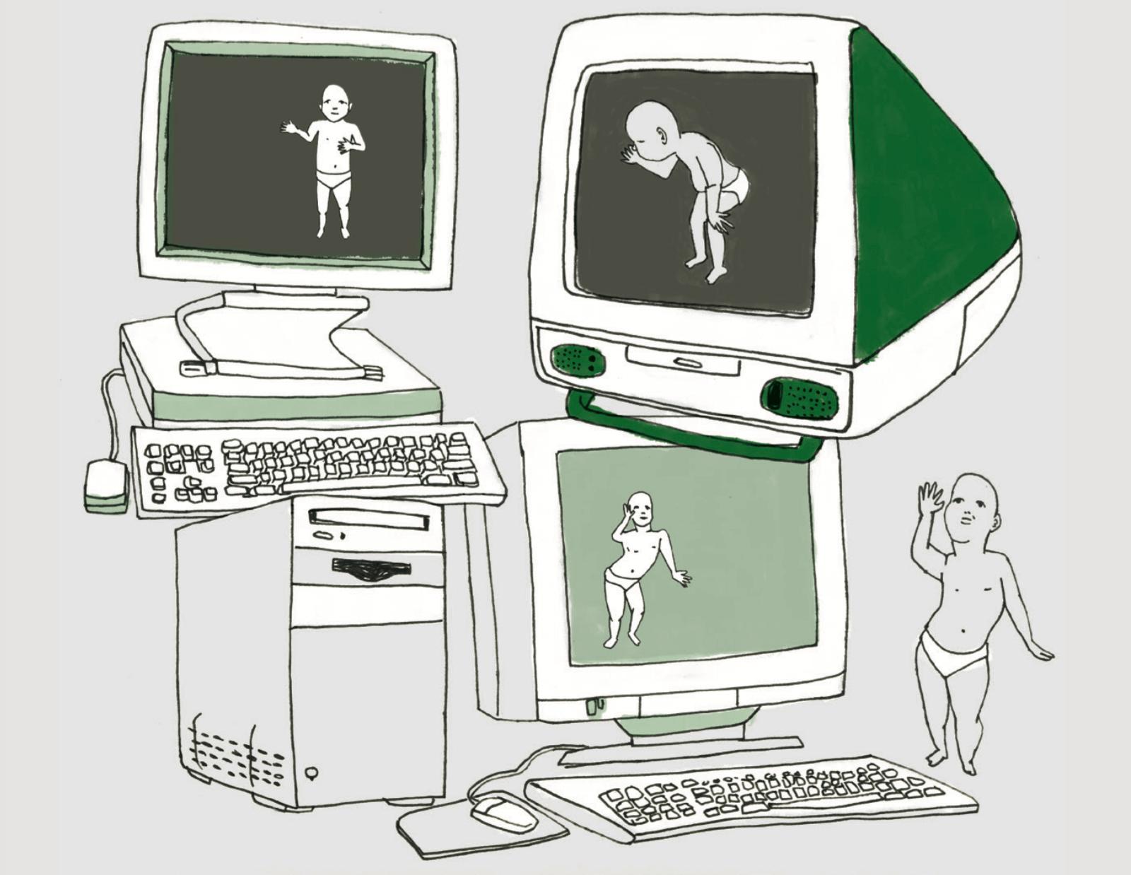 אני יצרתי את ה'מם' הדיגיטלי הראשון - טכנולוגיה - מדע פלוס