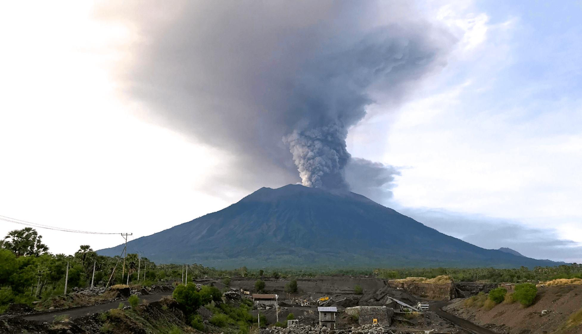 הקושי בחיזוי התפרצות הר געש - טבע - מדע פלוס
