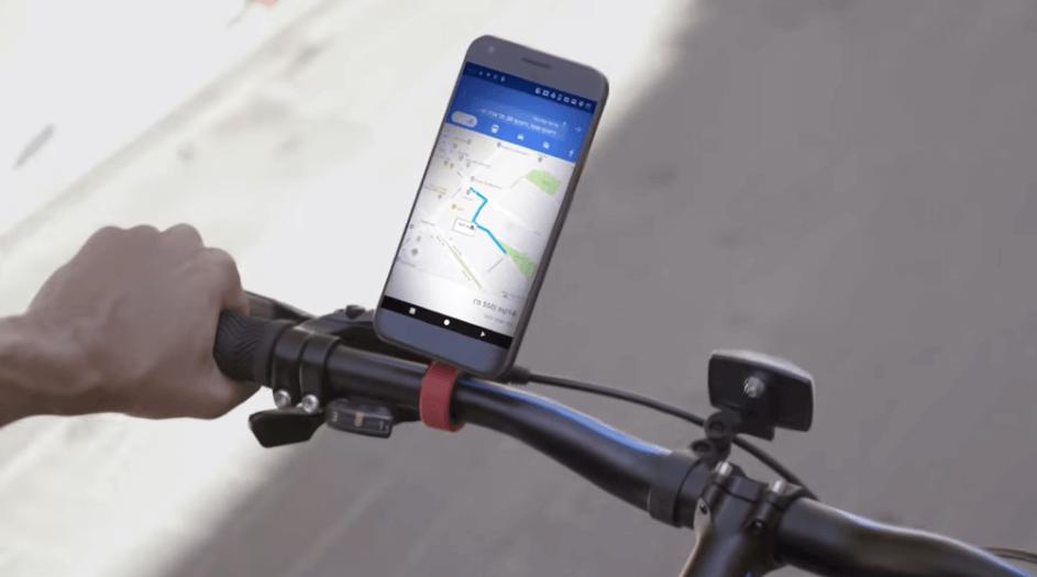 גוגל מפות ניווט באופניים - טכנולוגיה - מדע פלוס