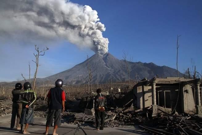 הר געש מראפי - טבע - מדע פלוס