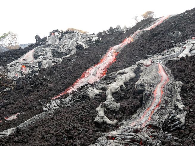 לבה מילון מושגים הרי געש - מדע - מדע פלוס
