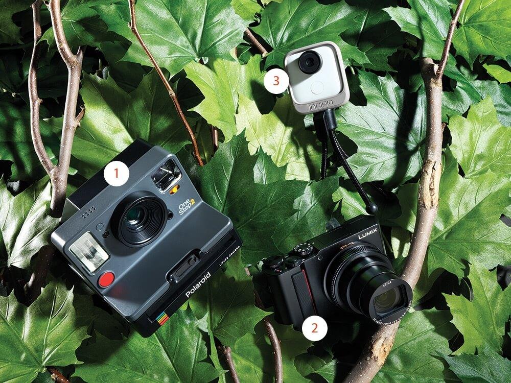 שלושה דורות של מצלמות - טכנולוגיה - מדע פלוס