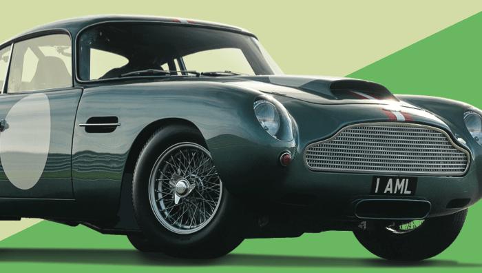אסטון מרטין מחזירה לחיים המודרניים מכונית קלאסית - טכנולוגיה - מדע פלוס
