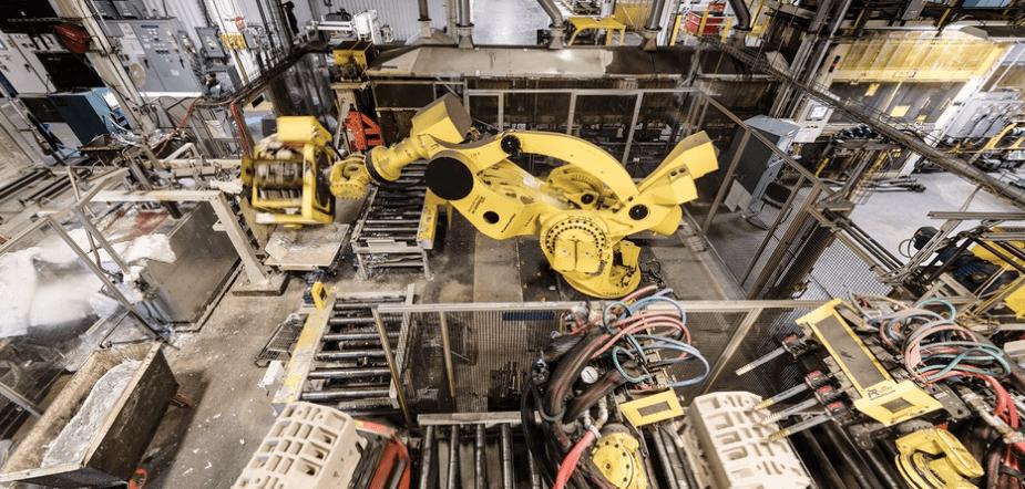 יציקת חלקי מנוע חדשים ממתכת - טכנולוגיה - מדע פלוס