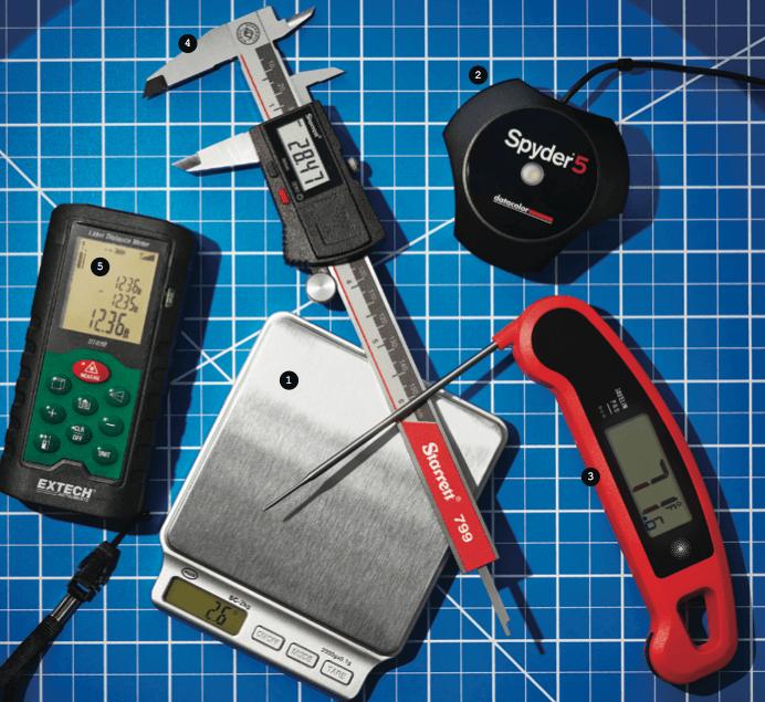 מכשירי מדידה למידות זעירות ומדוייקות - טכנולוגיה - מדע פלוס