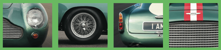 שיפורים חדשים למכונית אסטון מרטין שקמה לתחייה - טכנולוגיה - מגע פלוס