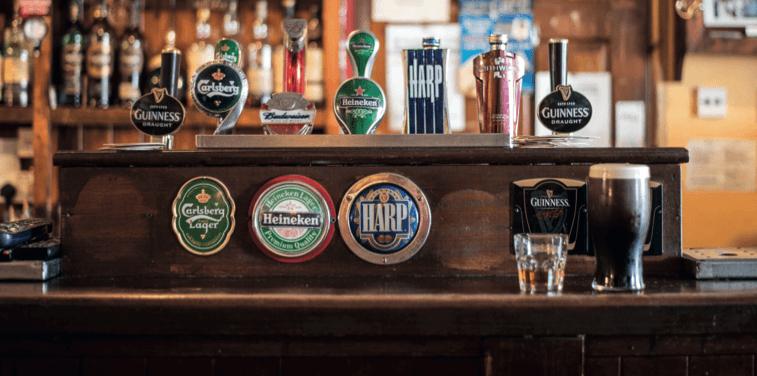 ברזי בירה בפאב אמריקאי - מדע פלוס