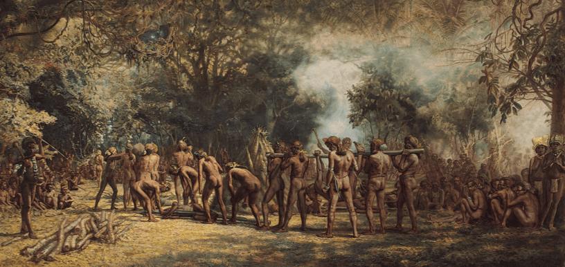 חגיגת קניבלים בימי עבר - טבע - מדע פלוס