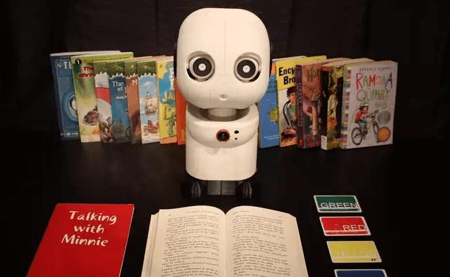 רובוט מגביר קריאה אצל ילדים - טכנולוגיה - מדע פלוס