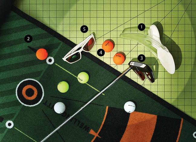 הנה הציוד שיעזור לכם לשלוט במגרש המיני-גולף - טכנולוגיה - מדע פלוס