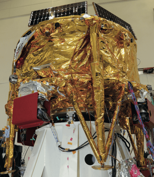 חללית ישראלית ראשונה לירח spaceil - חלל - מדע פלוס