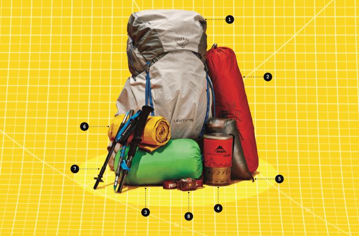 ציוד-חיוני-למחנה-קמפינג-קטן-ויעיל-טכנולוגיה-מדע-פלוס