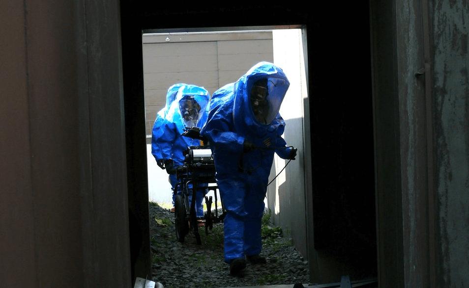 נשק כימי ואיך והדרכים שלו לפגוע בגוף - מדע - מדע פלוס