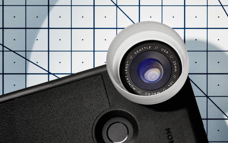 עדשת מאקרו לטלפון הנייד צילום פי 10 - טכנולוגיה - מדע פלוס