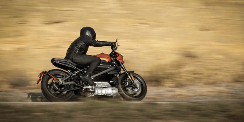 האופנוע החשמלי LiveWire של הארלי דייווידסון - טכנולוגיה - מדע פלוס