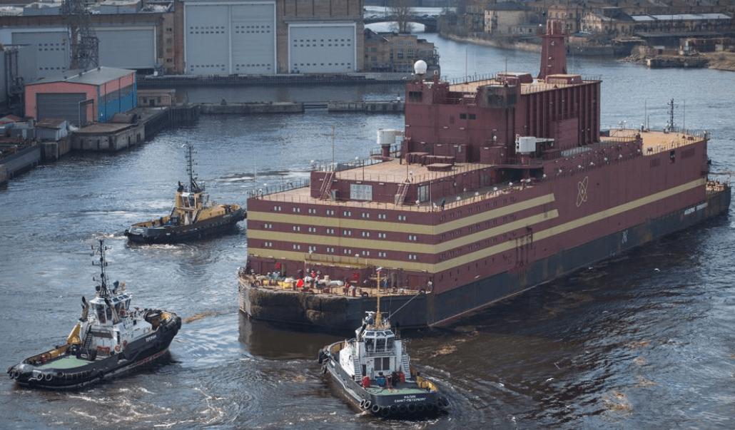 רוסיה משיטה תחנת כוח גרעינית חדשה - מדע פלוס