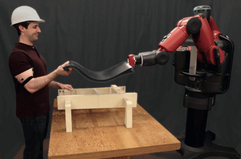 הרובוט החדש של MIT מקבל פקודות מהשרירים שלכם - טכנולוגיה - מדע פלוס