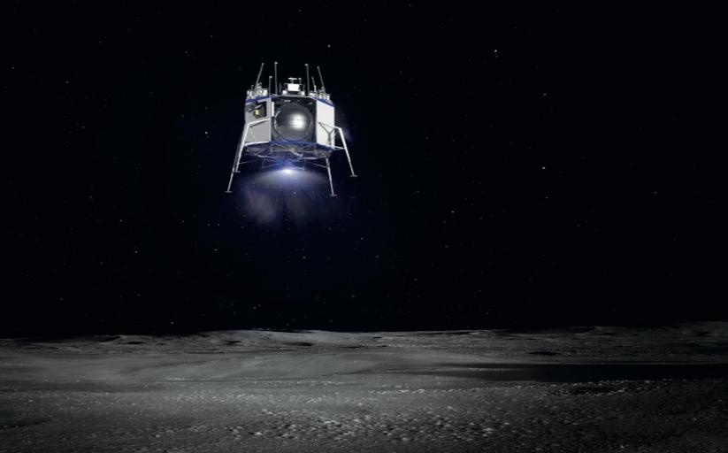 ג׳ף בזוס רוצה לפתור את כל בעיותינו בכך שיטיס אותנו לירח - חלל - מדע פלוס