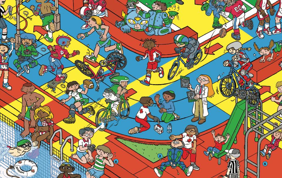 משחק מסוכן! פציעות הספורט הנפוצות ביותר - מדע - מדע פלוס