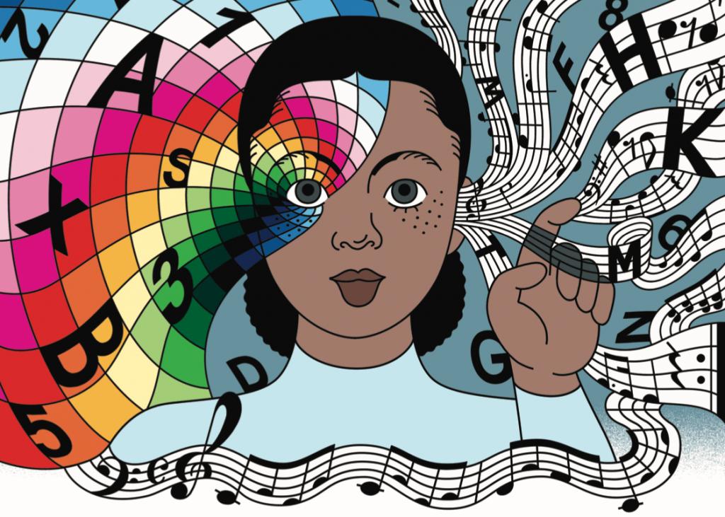 כן אנשים יכולים לטעום שמות ולשמוע צבעים - טבע - מדע פלוס