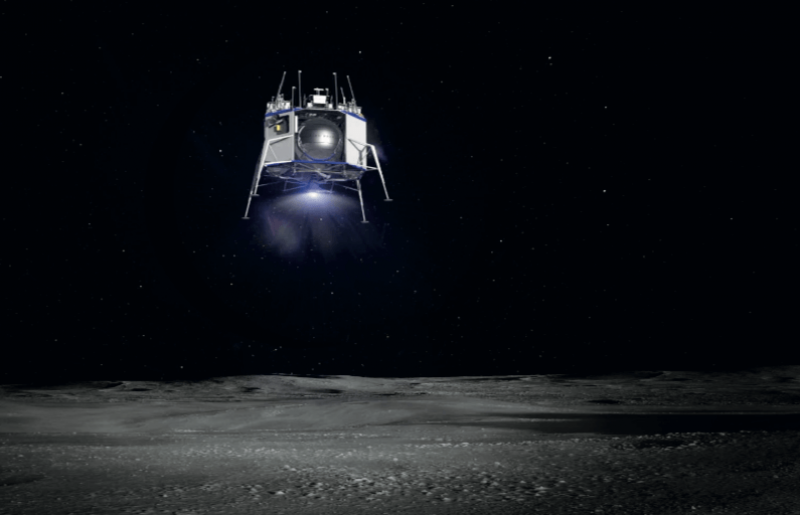 ג׳ף בזוס רוצה לפתור את כל בעיותינו בכך שיטיס אותנו לירח