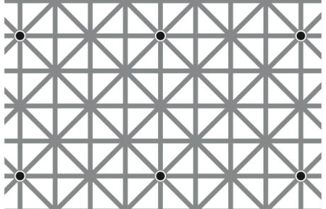 האם תצליחו לראות את כל הנקודות בבת אחת?
