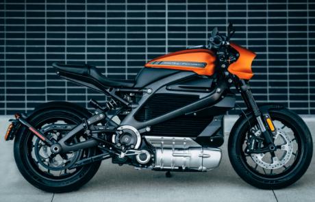 מבט על האופנוע החשמלי LiveWire של הארלי דייווידסון