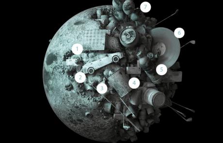 מכרה על הירח