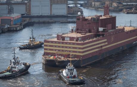 רוסיה משיטה תחנת כוח גרעינית חדשה – ומעלה סיכונים ישנים
