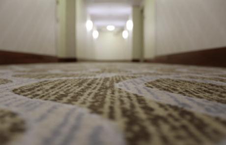 שטיחים מקיר לקיר לא נקיים כמו שהם נראים